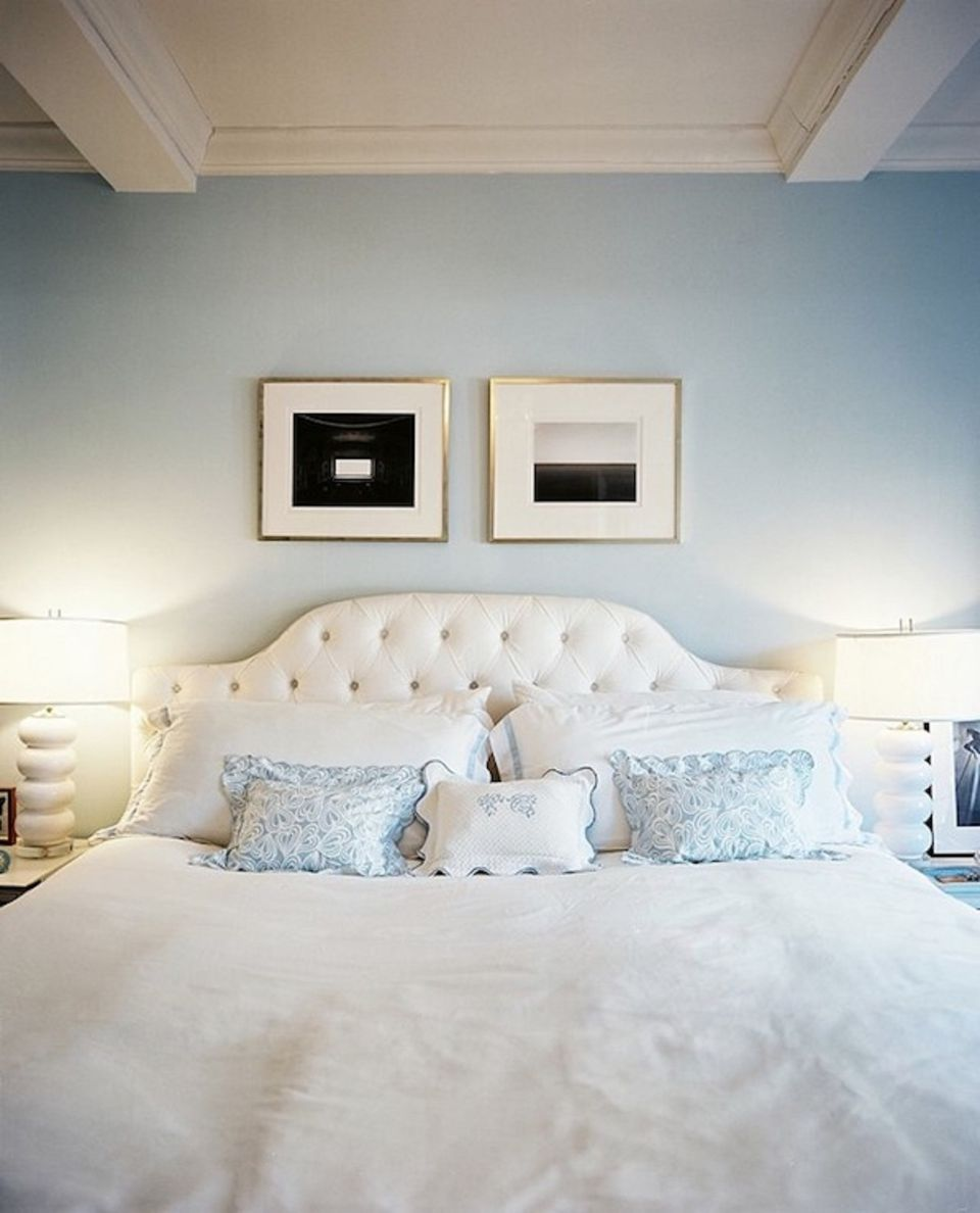 25 stunning blue bedroom ideas pale blue serenity aloadofball