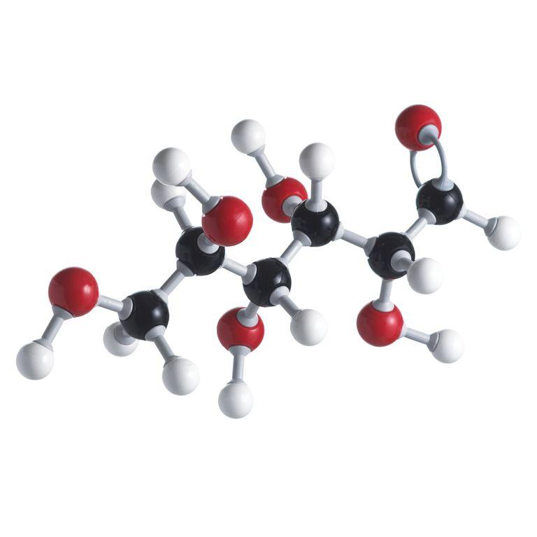 Glucose or dextrose is a simple sugar or monosaccharide.