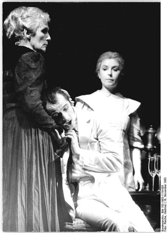 """Henrik Ibsen's """"Ghosts"""" performance"""