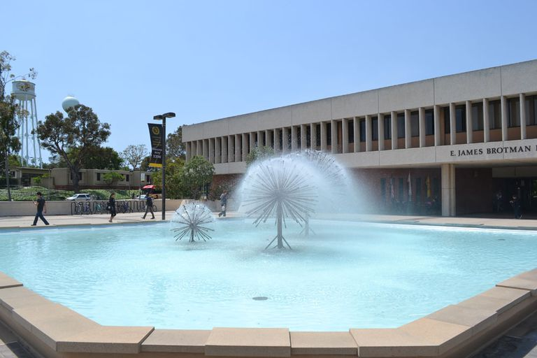 Brotman Hall at CSULB