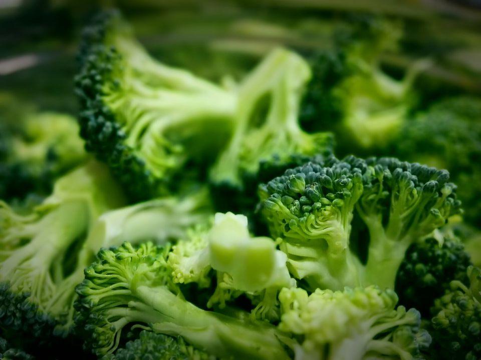Full Frame Shot Of Broccoli