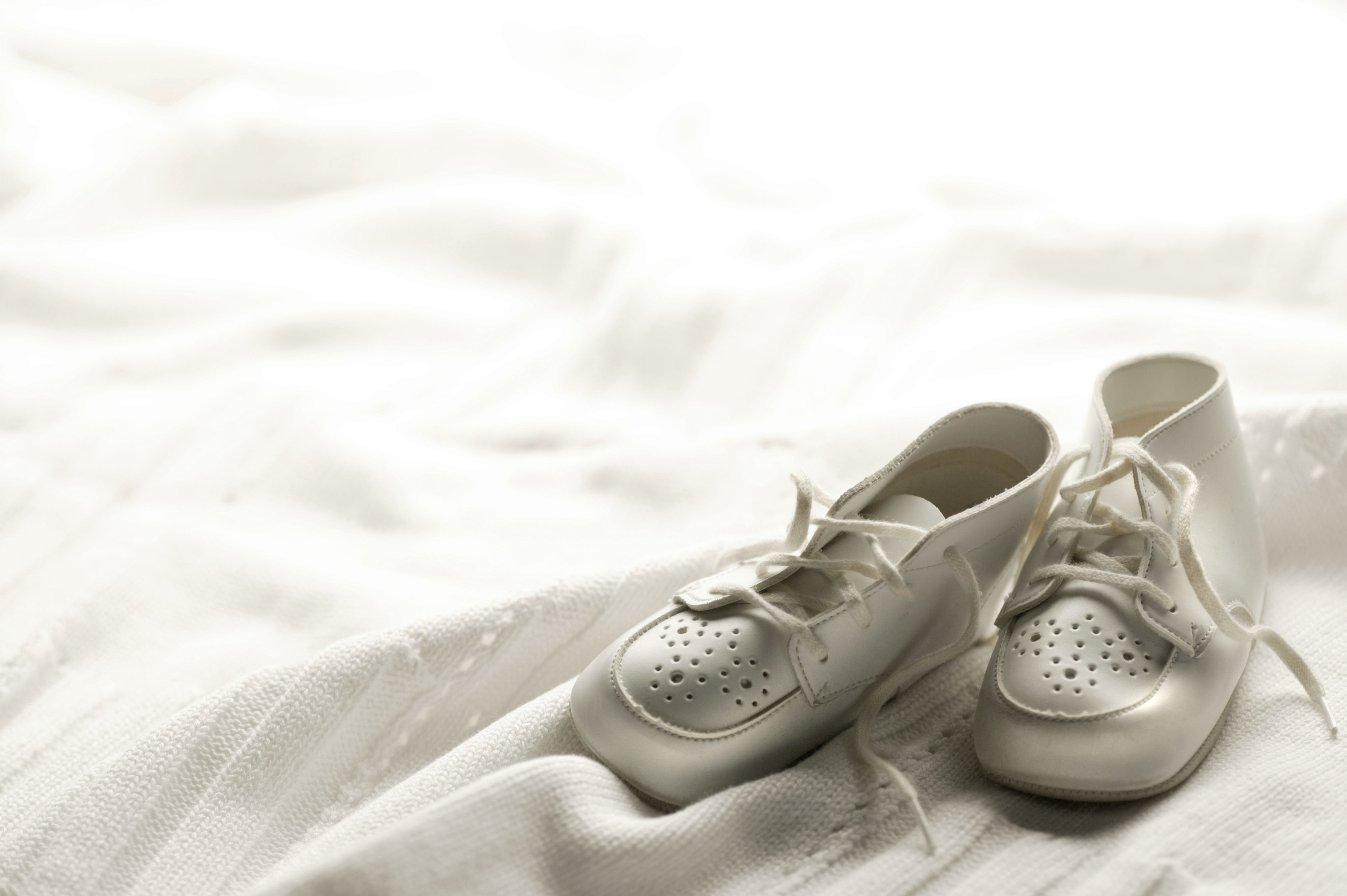 Cleaning Leather Soft Soled Baby Shoes