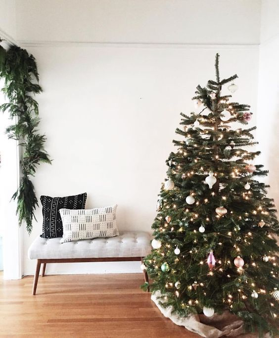12 Scandinavian Christmas Trees