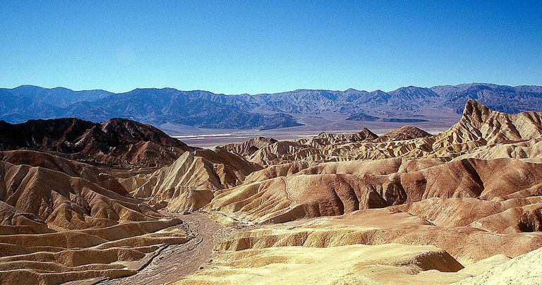 California Death Valley