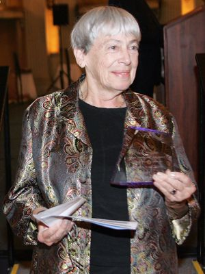 Ursula Le Guin at the PEN USA Annual LitFest Awards Gala