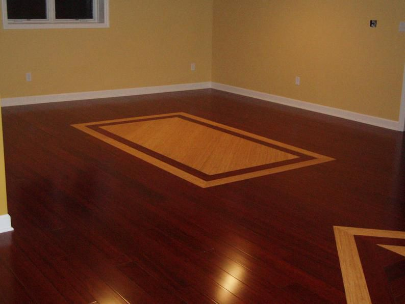 Bamboo Basement Floors