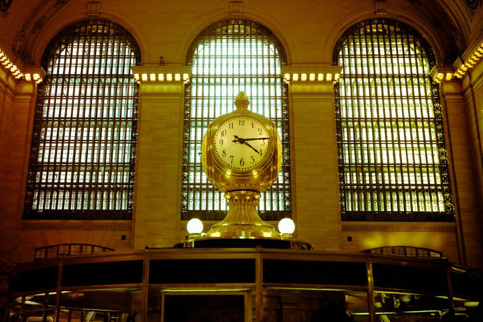 Grand Central Station, New York City Golden