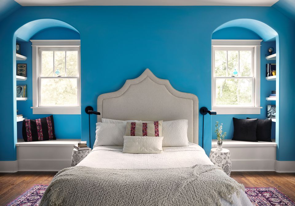 Stylish Bedrooms. Marcelle Guilbeau 22 Stylish Bedrooms With Chic Upholstered Headboards