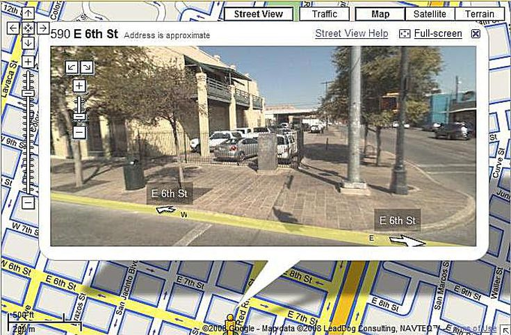How To Find Your House On Google Street View - How to check sea level from google map