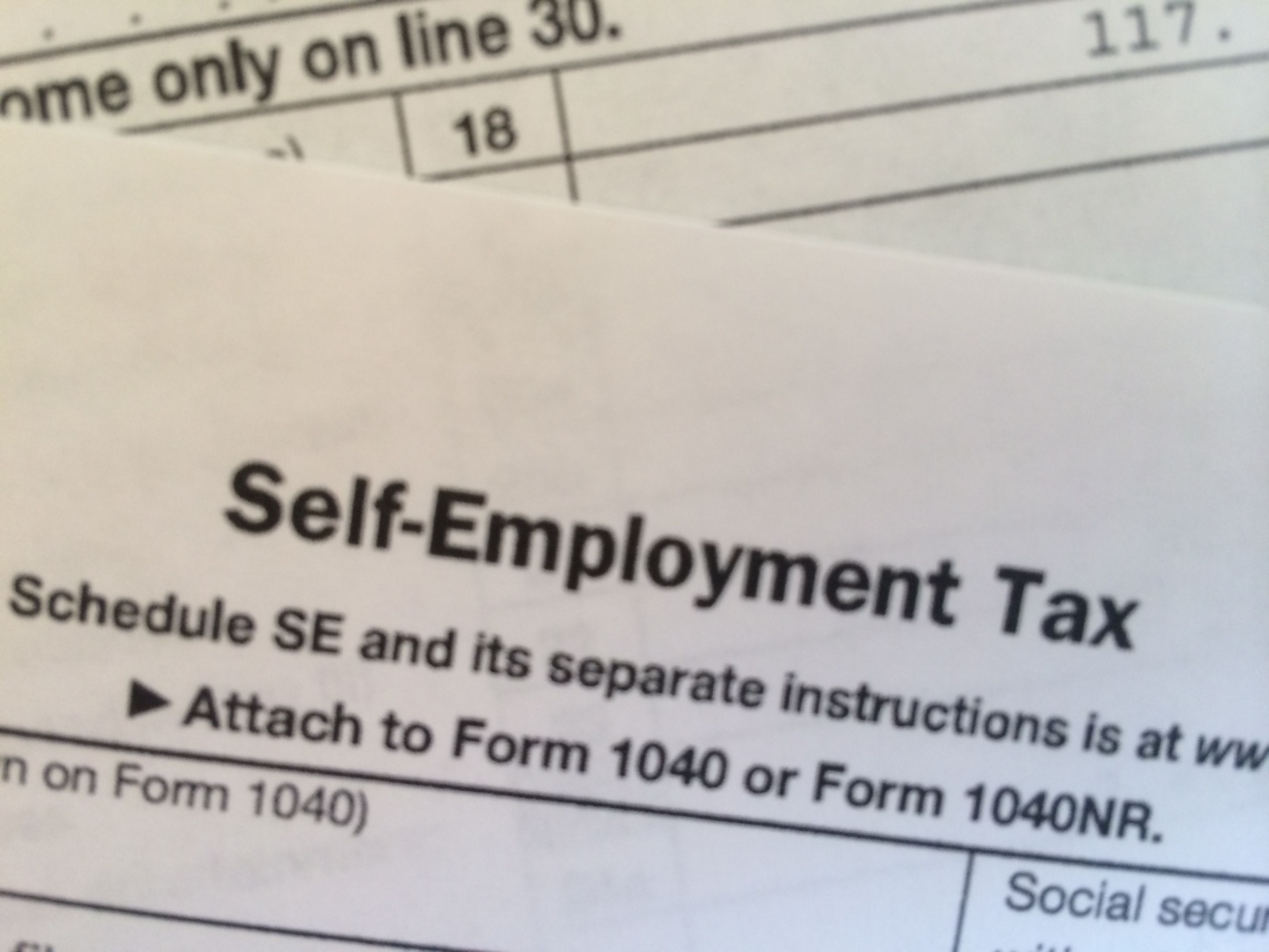 Tax Guide for Independent Contractors – Self Employed Income Calculation Worksheet