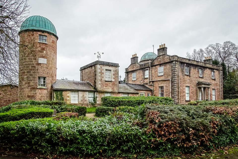 Stargazing has history in Armagh - the old observatory is part of this