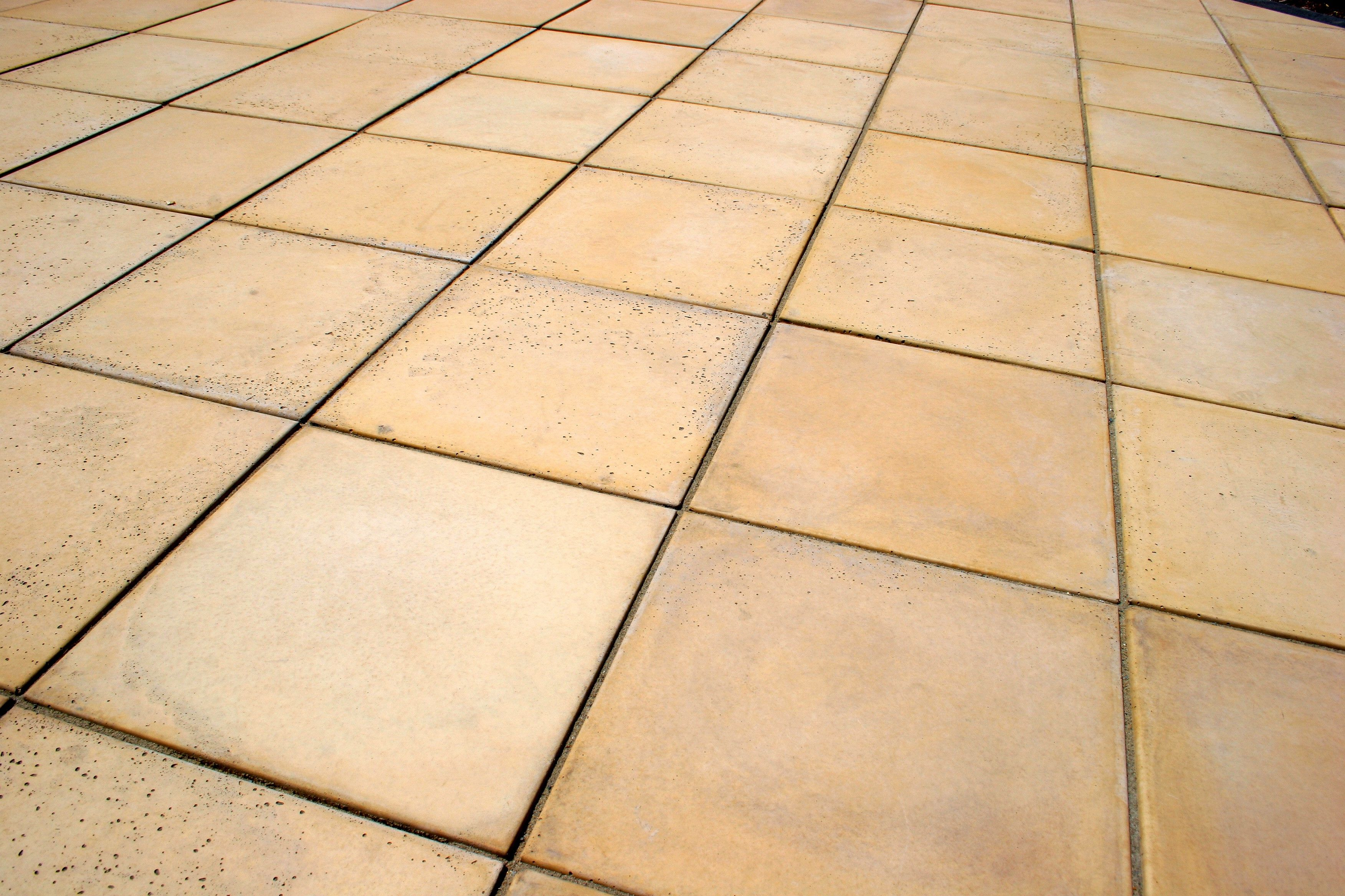 Your guide to natural stone tile flooring sandstone tiles look beautiful but how much work do they require tile flooring dailygadgetfo Gallery