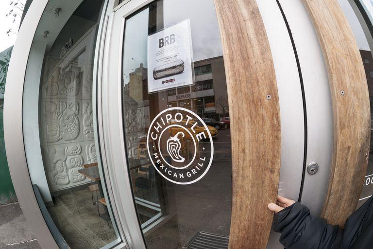 Restaurante de Chipotle para ilustrar los mejores y peores estados para hacer negocios en USA.
