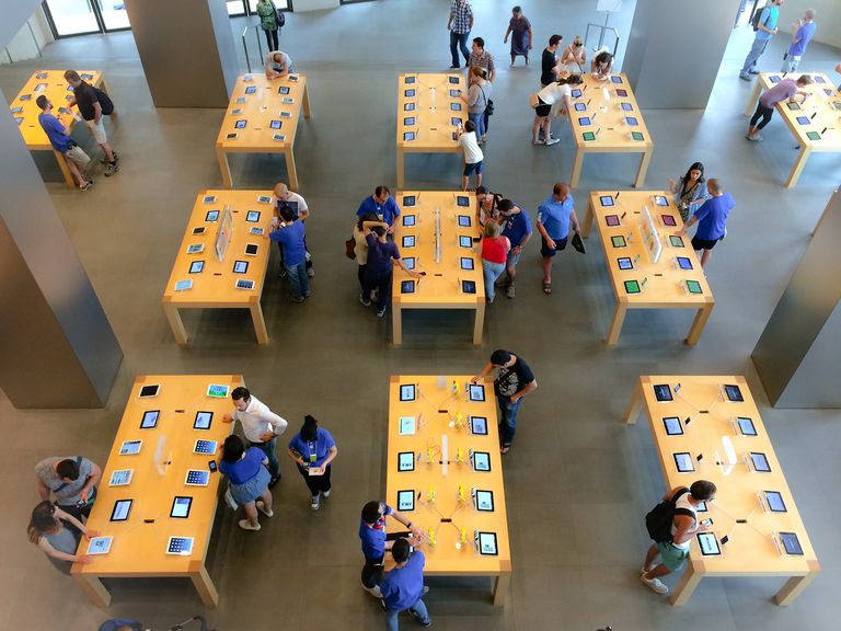 How to Make Apple Store Genius Bar Appointment
