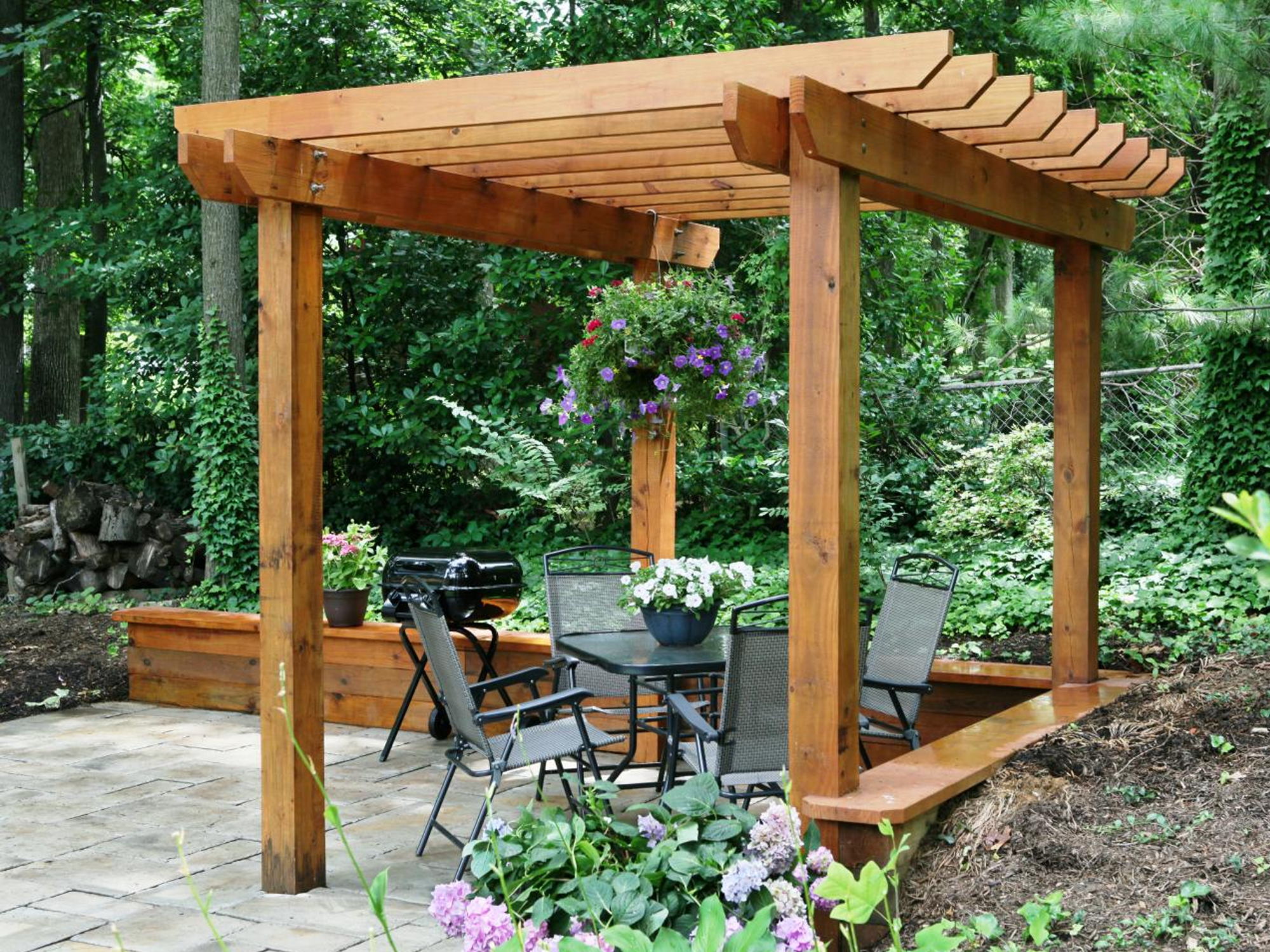 15 free pergola plans you can diy today