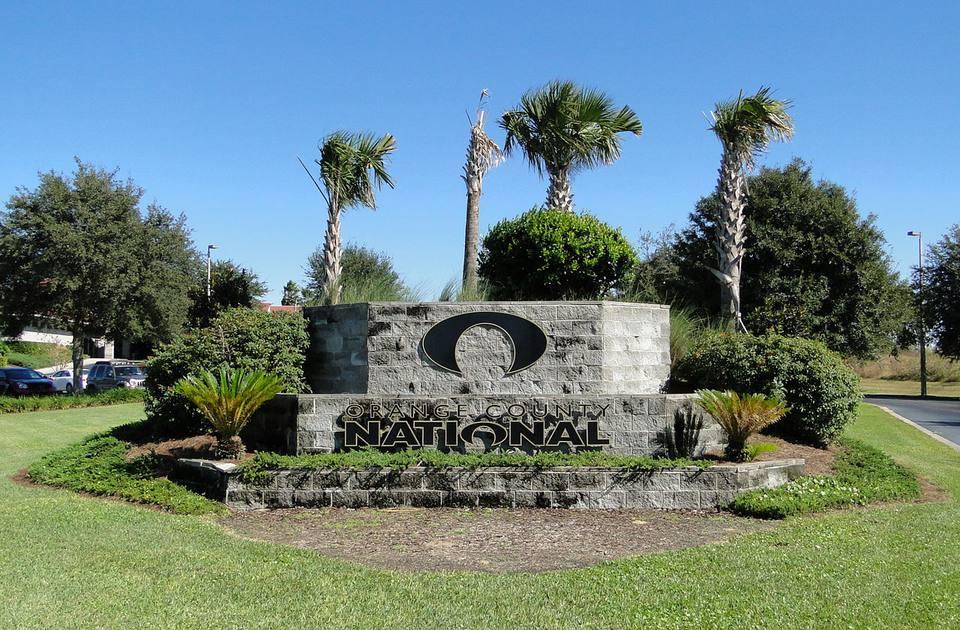 Orange County Golf Center, Winter Garden, Orange County, Florida, USA