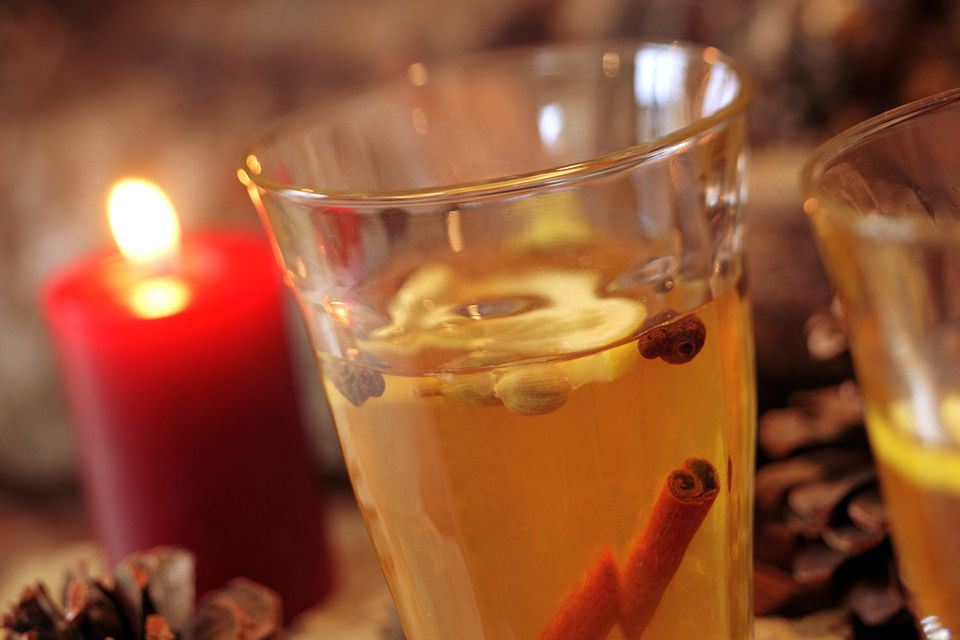 Hot Apple Toddy