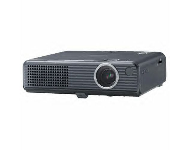 Panasonic PT-P1SDU Compact LCD Video Projector