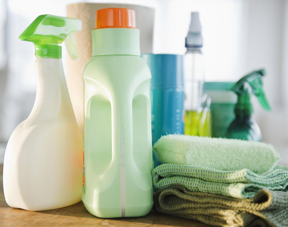 Detergents and cleaning products