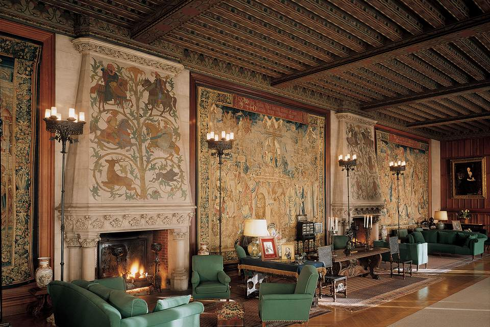Biltmore House Rooms Not On Tour