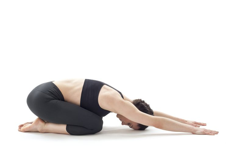 How to Do Child's Pose - Balasana