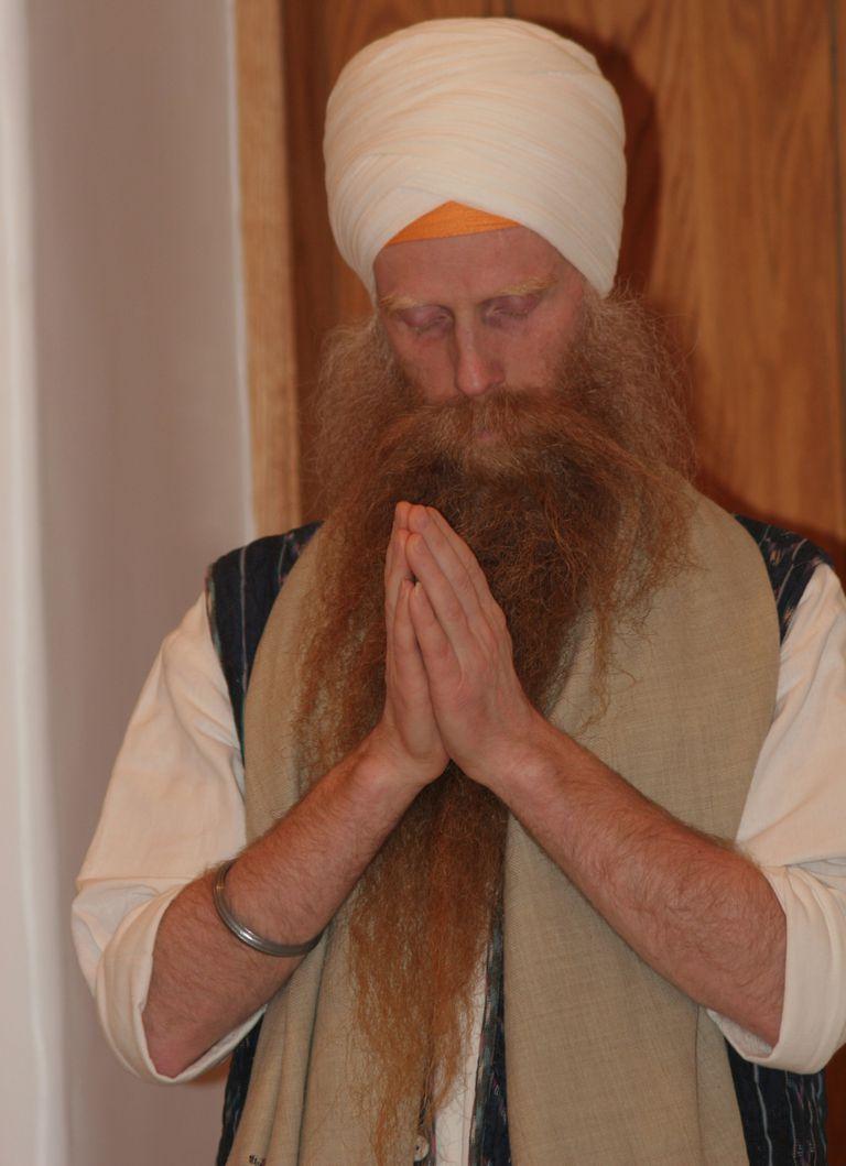 Kesadari Sikh