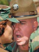 Army Drill Sergeant