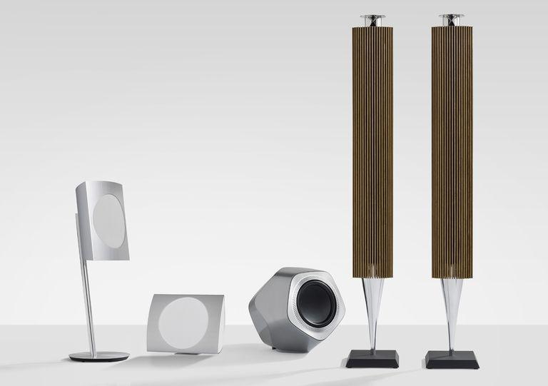 Bang & Olfusen BeoLab Wireless Speaker Line