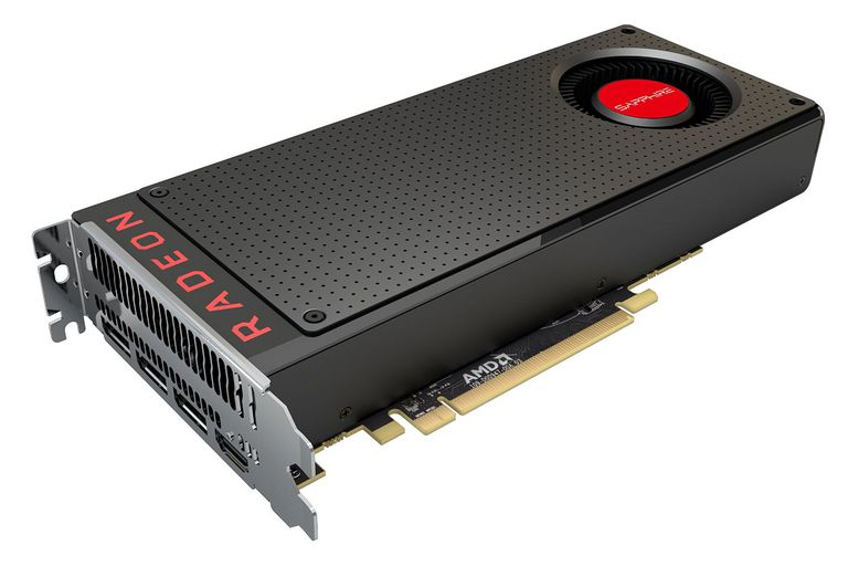AMD Radeon RX 480 PC Graphics Cards