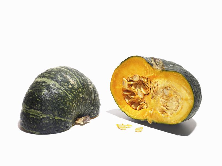 Kaboucha squash has the same number of calories as other types of winter squash.