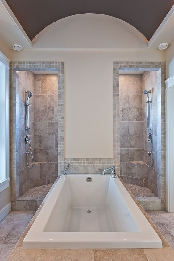 walk in doorless showers. Vault Style Walk Through Shower 19 Gorgeous Showers Without Doors