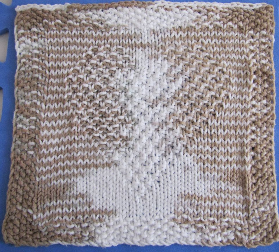 Free knitting pattern for a heart washcloth heart washcloth bankloansurffo Image collections