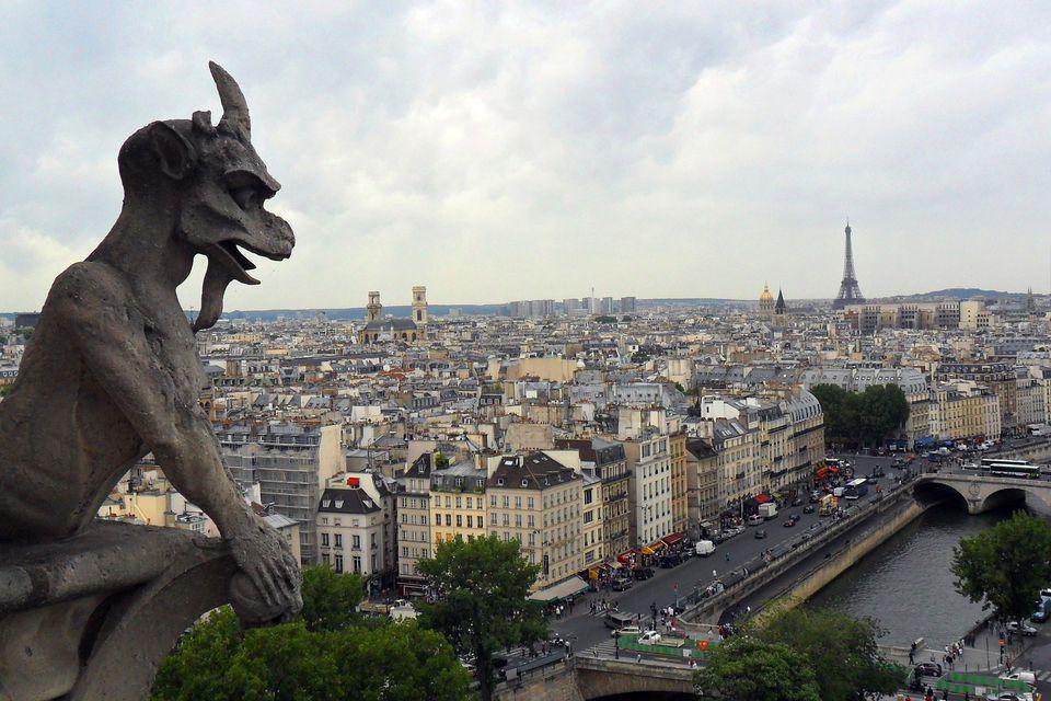 Unusual Hotels Paris