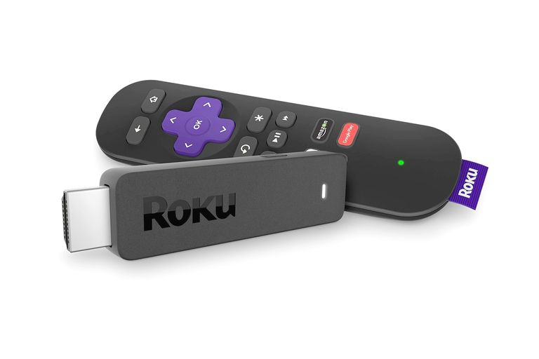 Roku Streaming Stick Model 3600R With Remote