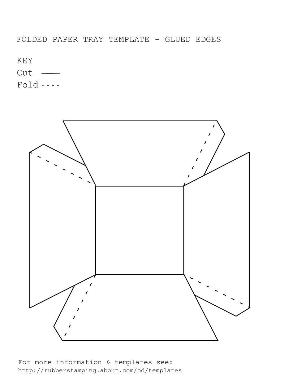 printable key template