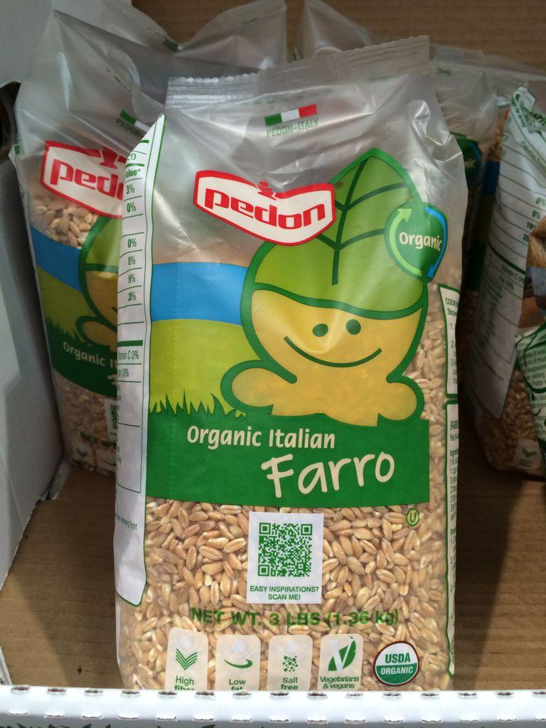 Farro - is it gluten-free?