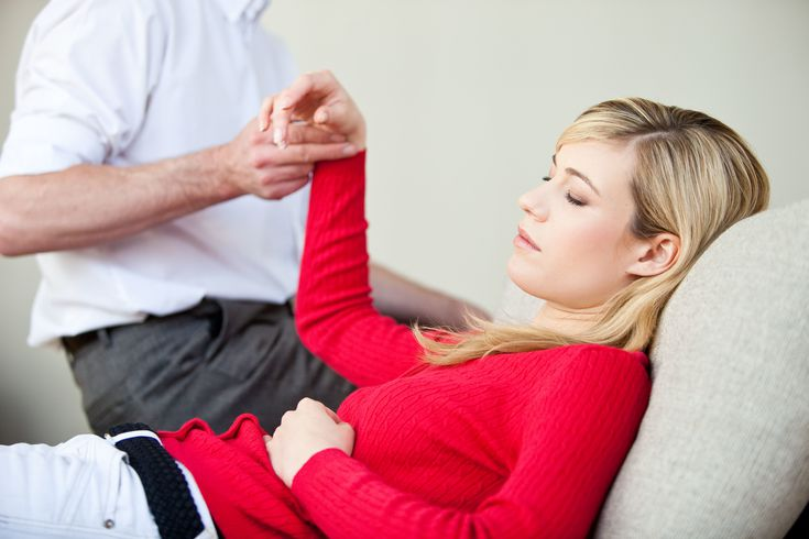 Hypnosis to cure anxiety