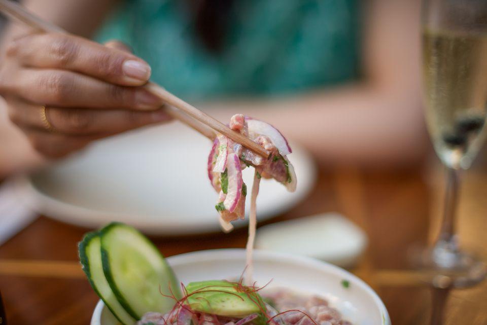 Peruvian restaurants