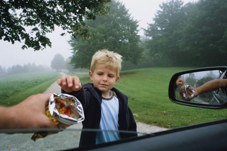 Teaching Kids Stranger Danger