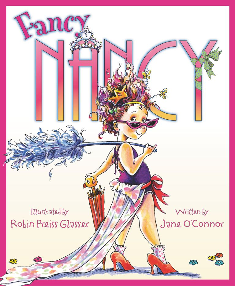 Fancy Nancy - Picture Book Cover