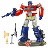 Transformers Toys - 20th Anniversary Optimus Prime