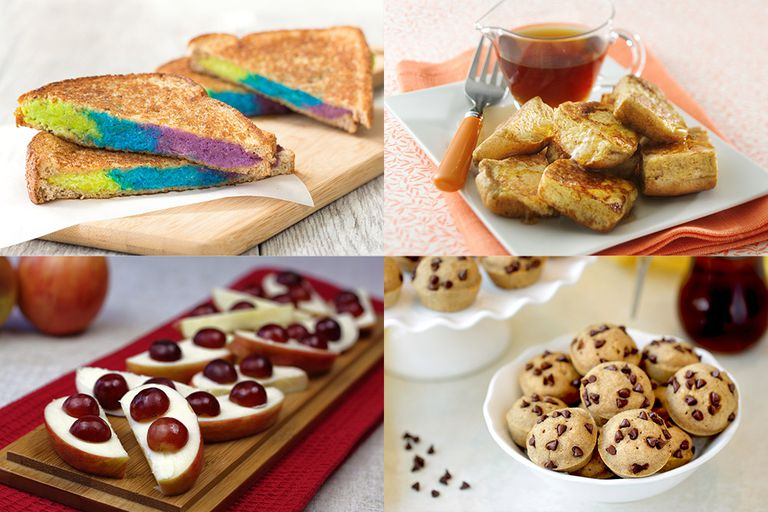 4 Fun Recipes to Make with Kids