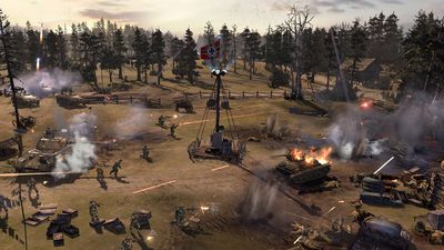 Company of Heroes 2 is a WW2 Real Time Strategy game for the PC.