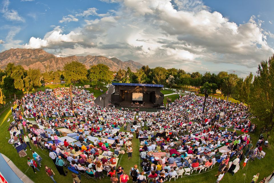 SLC Labor Day concert