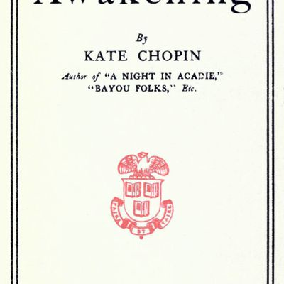 The Awakening  Chopin novel    Wikipedia