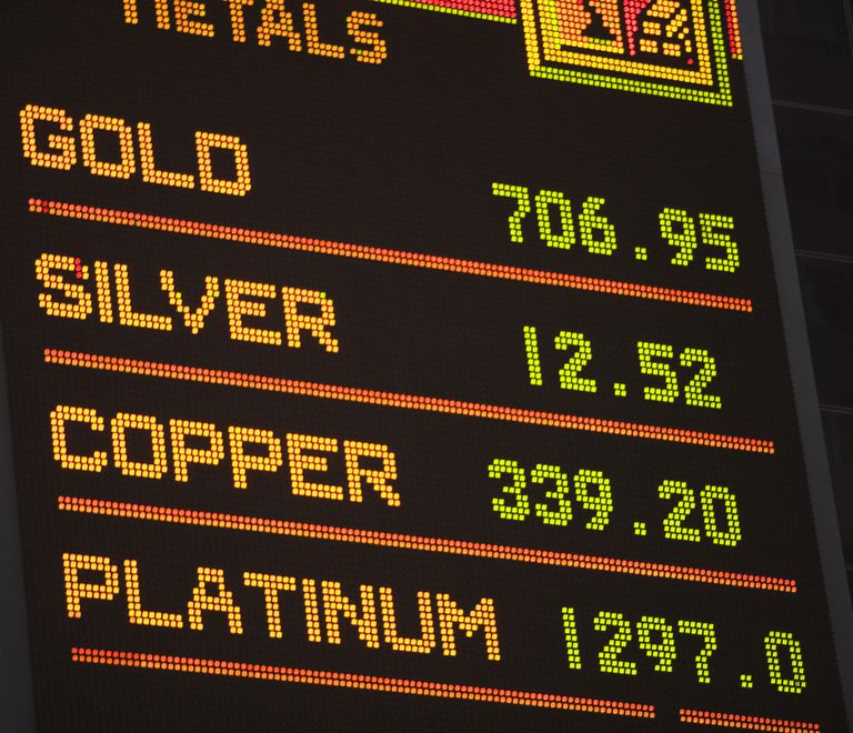Commodity Exchange report