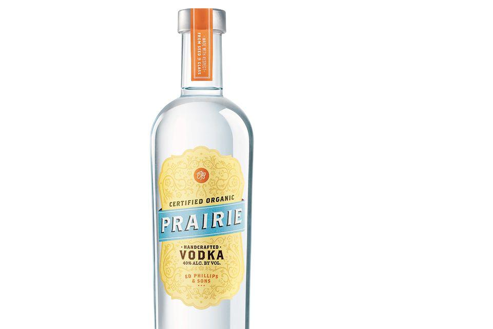 Prairie Organic Vodka - Organic Corn Vodka Produced in America