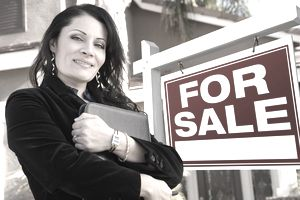 Agent For Sale Sign