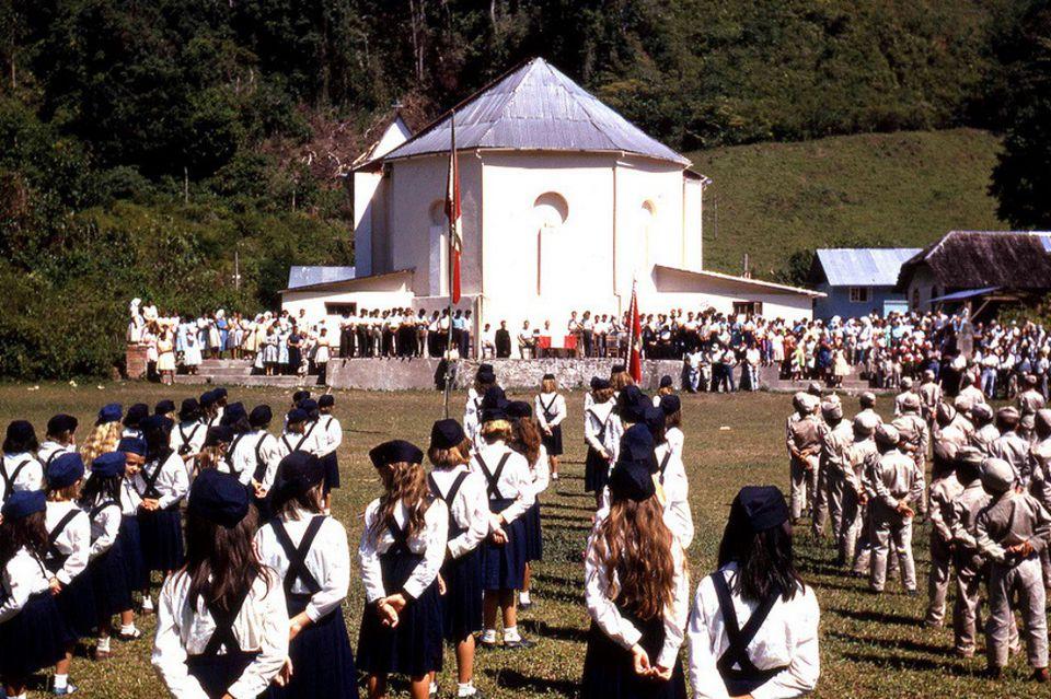 Pozuzo, Peru
