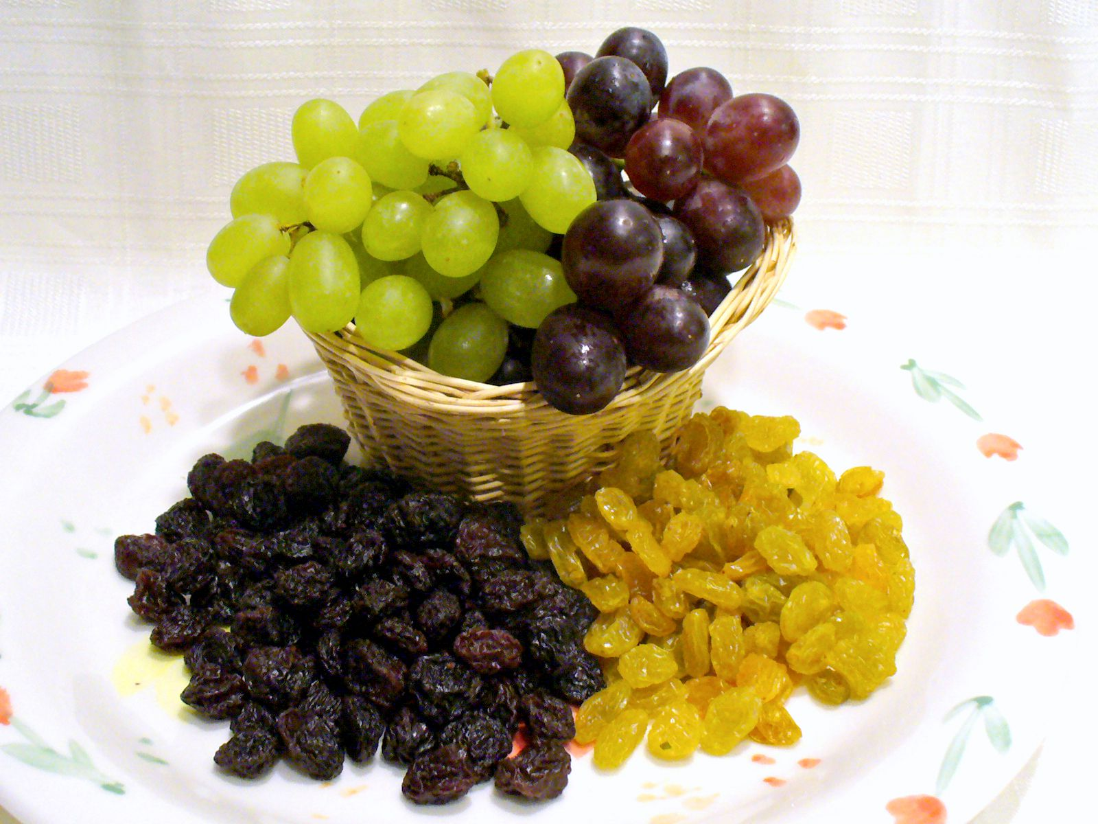 Image result for grapes and sultanas